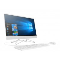 "Настолен компютър All-in-One HP 24-f0005nu i5-8250U 23.8"" 1080p AG 8GB 1TB 7200rpm NVIDIA GT MX110 2GB WiFi Win 10  White"