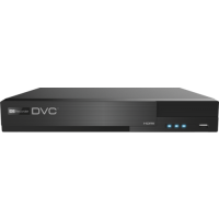 DVR DVC DRA-2304R 4 камери +1 IP 1MP AHD/TVI/CVI
