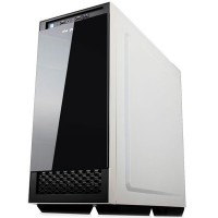 Кутия In Win 503 Mid Tower ATX SECC Steel USB3.0 water-cooling ready White
