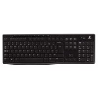 Клавиатура Logitech Wireless Keyboard K270