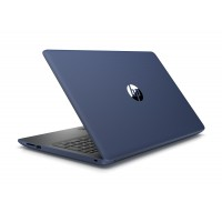 Лаптоп HP 15 15.6 FHD Antiglare  Core i3-7020U  4 GB DDR4-2133 2TB 5400RPM DVD-RW Twilight Blue