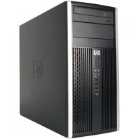 Компютър втора употреба HP tower 6300 G2120 0 3.1GHz 4GB 320GB DVD