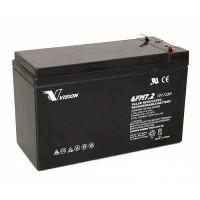 Батерия 12V 7.2 Ah Vision 6FM7.2