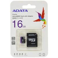 Флаш карта Adata microSDHC UHS-I 16GB class 10