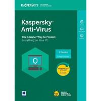 Лиценз за ползване на програмен продукт Kaspersky Anti-Virus 2018  1 лиценз 1година Base Box