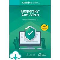 Kaspersky Anti-Virus 2020 1 лиценз 1година Box