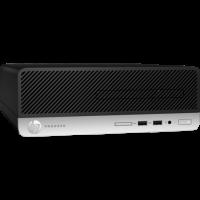 Компютърна конфигурация HP ProDesk 400 G6 SFF i5-9500 8GB 256GB SSD  Win10 Pro