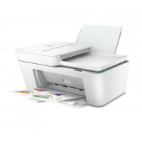 Мастилоструйно многофункционално устройство HP DeskJet Plus 4122 All in One Printer