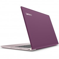 "Лаптоп Lenovo IdeaPad 320 15.6"" HD Antiglare N3350 4GB DDR3 1TB DVD HDMI  Plum Purple"