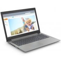 "Лаптоп Lenovo IdeaPad 330 15.6"" FullHD Antiglare N5000 4GB DDR4 1TB HDD Platinum Grey"
