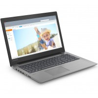 "Лаптоп Lenovo IdeaPad 330 15.6"" HD Antiglare N4000 4GB DDR4 128GB SSD HDMI Onyx Black"