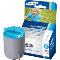 Тонер касета Samsung CLP-C300A за CLP-300/CLX-2160/CLX 3160 Series, Cyan