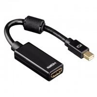 Преходник mini DP M to HDMI F HAMA-54560