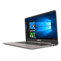 "Лаптоп Asus UX410UA-GV097Tl Core i3-7100U 14"" FullHD AG 4GB DDR4  256GB SSD Win 10 Carry Sleeve Silver"