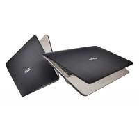 """Лаптоп Asus X541NA-GO020T Celeron N335015.6"""" HD Glare 4GB DDR3L 1TB HDD Win 10 Black"""