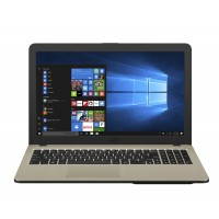 "Лаптоп Asus X540UA-DM032 i3-6006U 15.6"" 1080p AG 8GB  256GB SSD no DVD Black"