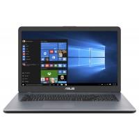 "Лаптоп Asus VivoBook 17 X705UB-BX253 Pentium 4405U 17.3"" 1600X900 AG 4GB 256GB SSD GeForce MX110 2GB Star Gray"