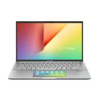 "Лаптоп Asus Vivobook S432FA-EB008Tl  14"" AG  Screen Pad Core i5-8265U 8GB  512G PCIE G3X2 SSDIntel 620  Win 10 64Bit illum. Kbd Silver"