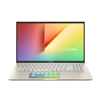 Лаптоп Asus VivoBook S15 S532FLC-WB703T i7-10510U 15.6`` 1080p 8GB 512G SSD PCIE GeForce MX250 2GB  Win10 Home Moss Green