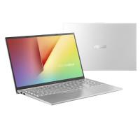 "Лаптоп Asus VivoBook 15 X512JA-BQ035T i5-1035G1 15.6"" 1080p 8GB 512GB PCIE SSD  Win10 Home Transparent silver"