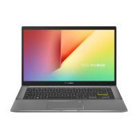 "Лаптоп Asus Vivobook S14 S433EQ-WB713T 14"" 1080p Core i7-1165G7  8GB DDR4  512G PCIE G3X2 SSD GeForce MX350 2GB GDDR5 Win 10 Illum.Kbd. CarryBag"