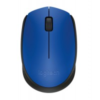 Мишка Logitech Wireless Mouse M171 Blue
