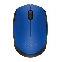 Мишка Logitech Wireless Mouse M171 Blue
