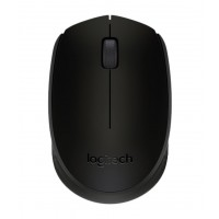 Мишка Logitech B170 Wireless Mouse Black OEM