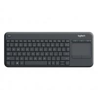 Клавиатура Logitech K400 Professional Wireless Touch Keyboard - GRAPHITE