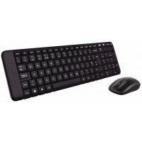 Клавиатура + мишка Logitech Wireless Combo MK220 Bulgarian layout