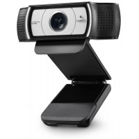 Уебкамера Logitech HD Webcam C930e 960-000972