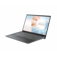 "Лаптоп MSI Modern 14 B11MO  14""  1080p IPS  i3-1115G4  8GB DDR4 3200  256GB PCIe GEN3x4 SSD backlight KB"