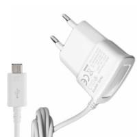 Адаптор 220V 2A micro USB бял