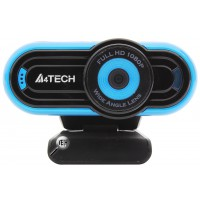 HD камера с микрофон A4tech PK-920H-1 1080p Full-HD WebCam black+blue