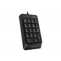 Цифрова клавиатура A4tech FK13P Черна