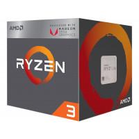 Процесор AMD RYZEN 3 2200G 3.5/3.7GHz 4C/4T 6MB 65W sAM4 box