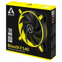 Вентилатор ARCTIC BioniX F140 Yellow 140mm