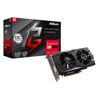 Видео карта ASRock Phantom Gaming D AMD Radeon™ RX 570 OC 8GB GDDR5 DVI HDMI 3xDP 3Y
