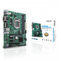 Дънна платка ASUS PRIME H310M-C R2.0/CSM s1151 2xDDR4 M.2  Com Port VGA DVI