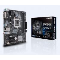 Дънна платка ASUS PRIME H310M-K Socket 1151 (300 Series) 2 x DDR4