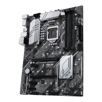Дънна платка ASUS PRIME H410M-R-SI s1200 2xDDR4 VGA DVI HDMI mATX