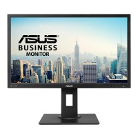 "Монитор ASUS BE249QLBH 23.8 ""IPS 1080p 5ms 25cd 1000:1 VGA DVI-D HDMI DP USB3.0 speakers black"