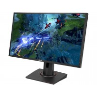 Монитор ASUS MG248QR 24 inch Wide Full HD 144Hz FreeSync / Adaptive-Sync D-Sub DVI-D DisplayPort Черен