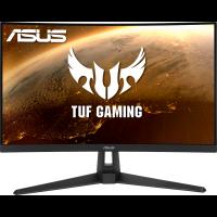 "Монитор ASUS TUF Gaming VG27WQ1B Curved Monitor 27"" VA WQHD 2560x1440 165Hz 1ms 250cd 3000:1 2xHDMI DP black"