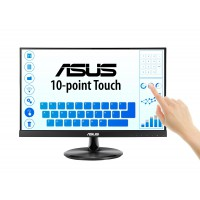 "Монитор ASUS VT229H 21.5"" 1080p IPS touch 5ms 250cd VGA HDMI speakers black"