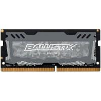 Памет Crucial Ballistix Sport LT 4GB DDR4 2666MHz PC4-21300 CL16 SODIMM 260pin Grey