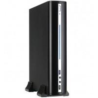 Кутия E-mini 2007C Micro ATX 120W черна