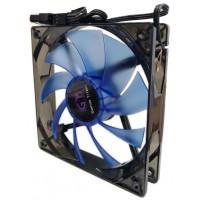 Вентилатор за кутия DELUX CF4 120 мм BLUE LED