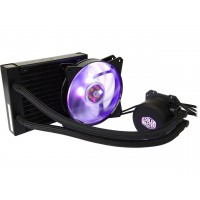 Охладител за процесор Cooler Master MasterLiquid ML120L RGB течно охлаждане AMD/INTEL