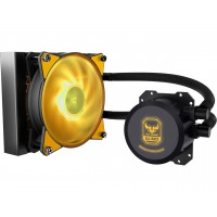 Охладител за процесор Cooler Master MasterLiquid ML120L RGB TUF Gaming Edition, течно охлаждане